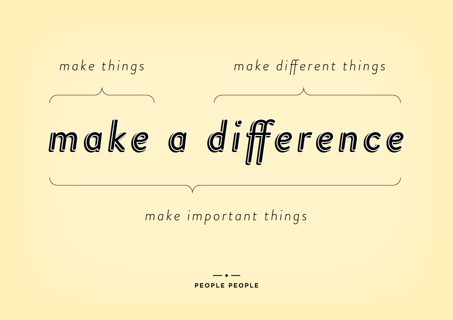 Make a difference people people1